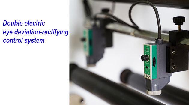 Flying Man Brand High Speed Slitting Rewinding Machine Detail 4
