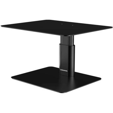 Ergonomischer Desktop-Metallmonitor-Riser-Ständer