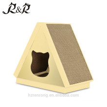 High Performance Cat Scratching Cat Tower With Condo CS-2007