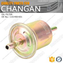 chana benni parts changan auto parts fuel filter 1101400-K01