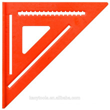 Aluminium triangle square ruler
