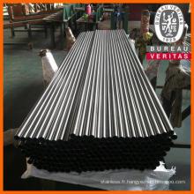 316 acier inoxydable Tube/tuyau avec de bonne qualité de fournisseur de la Chine