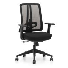 Chaise d'ordinateur de style européen avec repose-pieds