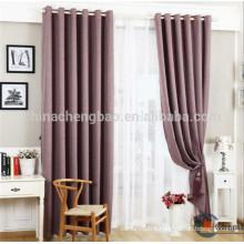 China wholesale luxury chenille fabric hotel curtains