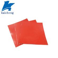 Tissu en fibre de verre de silicone isolant résistant au feu