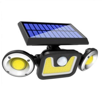 Lámparas de pared solares llevadas al aire libre Luz de jardín