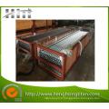 Tube à ailettes en cuivre à échangeur de chaleur de type L