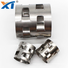 16mm 25mm stainless steel 304 metal random pall ring for chemical tower packing