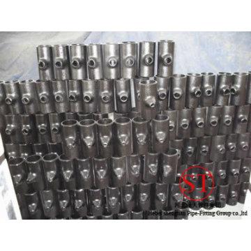 Seamless Steel Equal Tee Reducing Tee