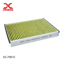High Quality Auto Spare Parts Carbon Fabric Cabin Air Filter 30767022 30733893 Cuk2742 Fit for Volvo