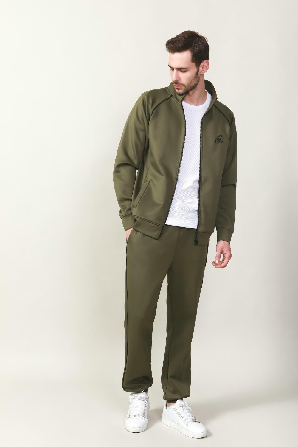 Men's interlock jogger be a tapper fit