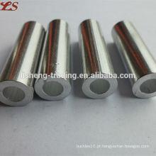 Mangas de tubo plano de aço virolas