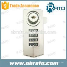 РД-107 вертикальный металлический ящик кодовый замок