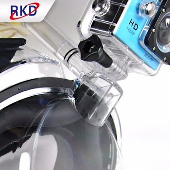 Seac نفس الموديل Full Face Snorkel Mask