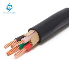 XLPE isolierte und PVC ummantelte CV-Stromkabel 0,6 / 1kV
