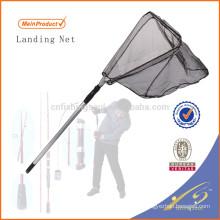 LNH011-3 Barato Importación Aparejos de Pesca Equipo de Pesca Shandong Red de Aterrizaje de Aluminio
