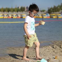 Camiseta infantil 150GSM 100% algodão fino com estampa de água