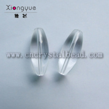 12*30mm clear color polished Crystal Strand