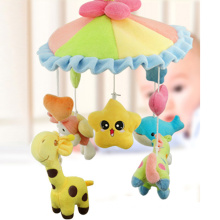Образовательных мультфильм игрушка 9 в 1 плюшевые игрушки детские погремушки с музыкой и светом (10220294)