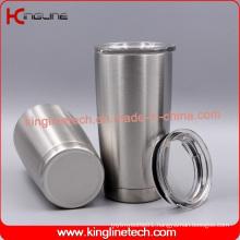 560ml New 304 Stainless Steel Protein Shaker bottle (KL-7074)