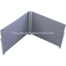 New Design Polyester Fabric Side Awning