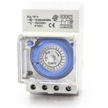 Interruptor temporizador SUL181h 24 horas