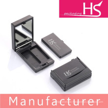 empty eyeshadow packaging with mirror