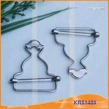 Bouclier en métal et boutons de gourde KR5148