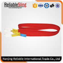 High Strength Polyester Webbing Strap for Lifting