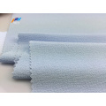 100% Polyester Fleece Crepe Dyed PD Clothing Fabric