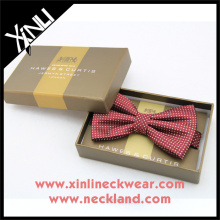 Paper Wholesale Custom Print Bow Tie Packaging Box