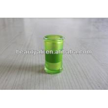 Круглая талия Акриловая упаковка Jar 20ml 50ml