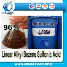 Melhor Preço para Linear Alquil benzeno Sulfonic Acid