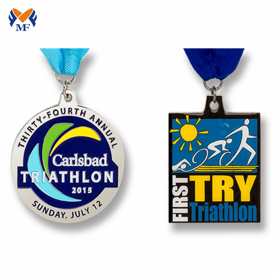 Marathon Finisher Medals
