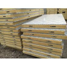 Isolierungs-Sandwich-Bodenplatte für Kühlraum-Wand-Platte