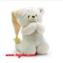 Plush Small Polar Bear