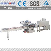 Máquina automática del empaquetado del encogimiento de la máquina del abrigo del encogimiento del jabón