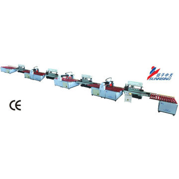 QJ877 automatic glass grinding pruduct line