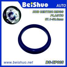 Accessoires et pièces de voiture et de véhicules Moyeux de roue Centric Rings