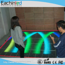 Aluminum Indoor Rental Dancing Floor Video With CE