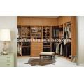 Meuble moderne en bois de chambre Walk-in Bedroom Wardrobe Closet made in China for Sale
