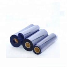 300micron 540mm width rigid clear pvc roll for vacuum forming