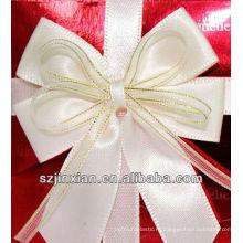 обеспечить красочные упаковки подарка ленты галстуки