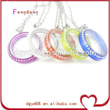 Nice beauty living lockets and floating charms