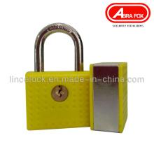 Cuerpo calificado de la cerradura de la aleación del cinc con la cáscara plástica del ABS (621)