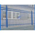China-Fabrik-heißer Verkauf mit gutem Qualitätspuder beschichtete Draht-Ineinander greifen-Zaun