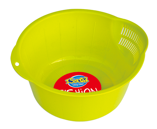 Multi-purpose PP plastic basin
