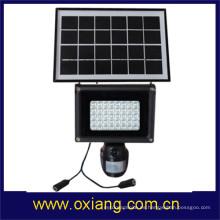 Cámara de seguridad inalámbrica de las ventas CALIENTES / cámara de sistema de seguridad de la cámara 1080p / pir con solar