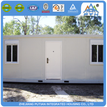 Alibaba supplier credible stackable galvanized luxury container house