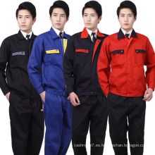 Los hombres de la fábrica ropa de trabajo uniformes chaquetas de trabajo baratos uniformes ropa